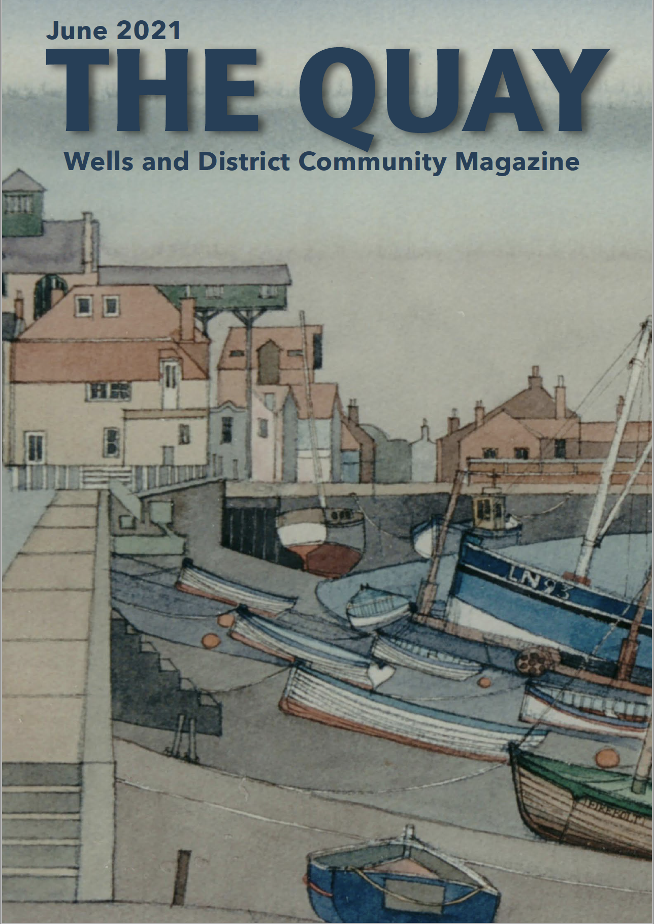 cover image June 2021